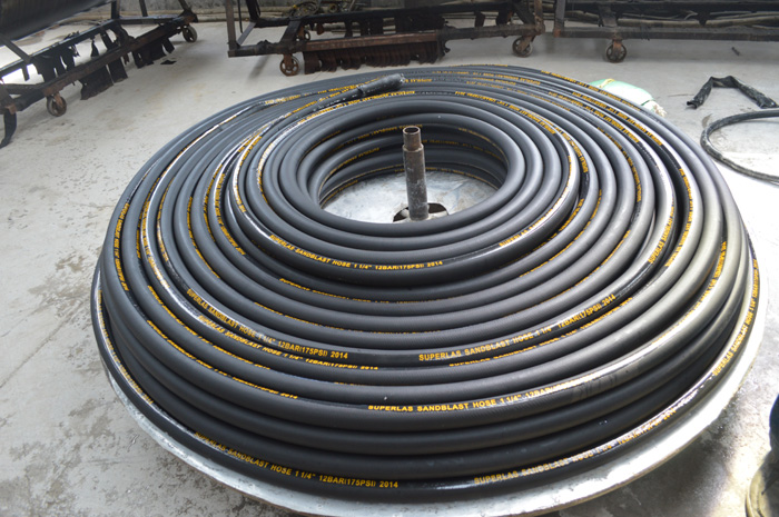Oil hose(smooth surface)