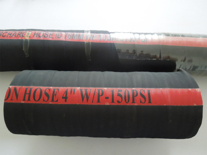 Oil  Suction & Discharge Hose 150PSI