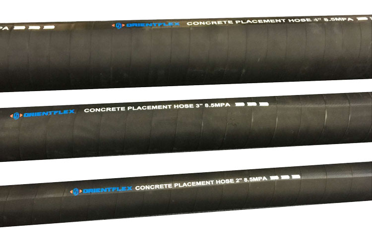 Heavy Duty Concrete Pumping Hose