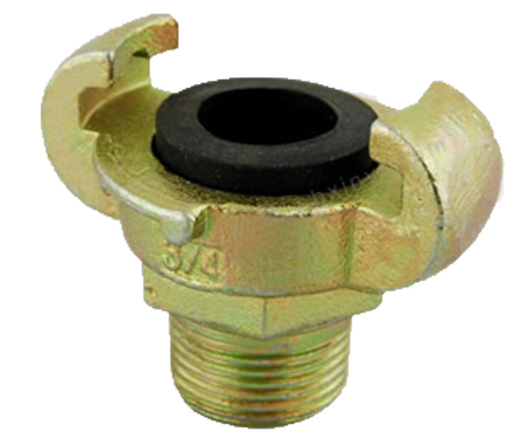 Air hose coupling