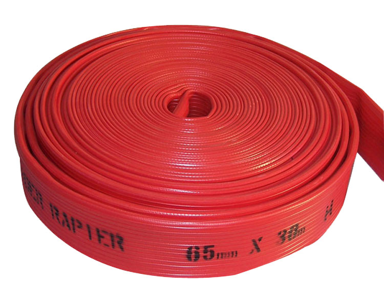 Rubber Covered Layflat Hose