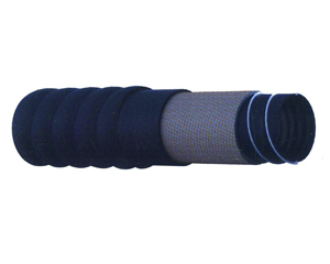 Suction Hose For Street Sweepers Compressible