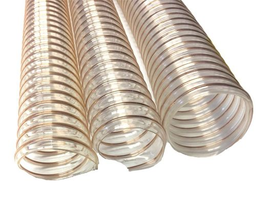 PU Steel Wire Duct Hose