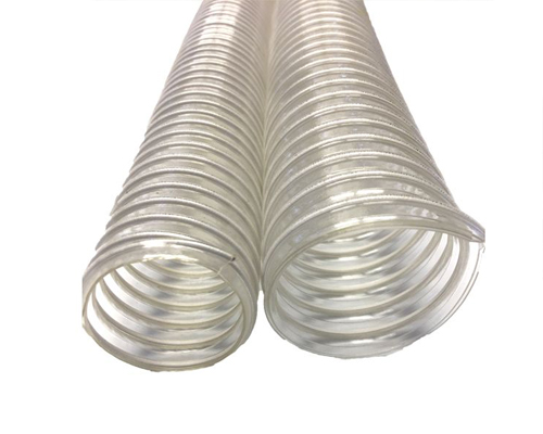 PVC Steel Wire Helix Duct Hose