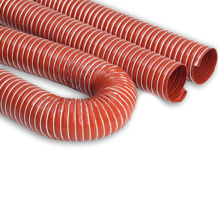 Silica gel hose or high temperature vulcanized tube