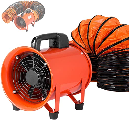 Portable tunnel fan